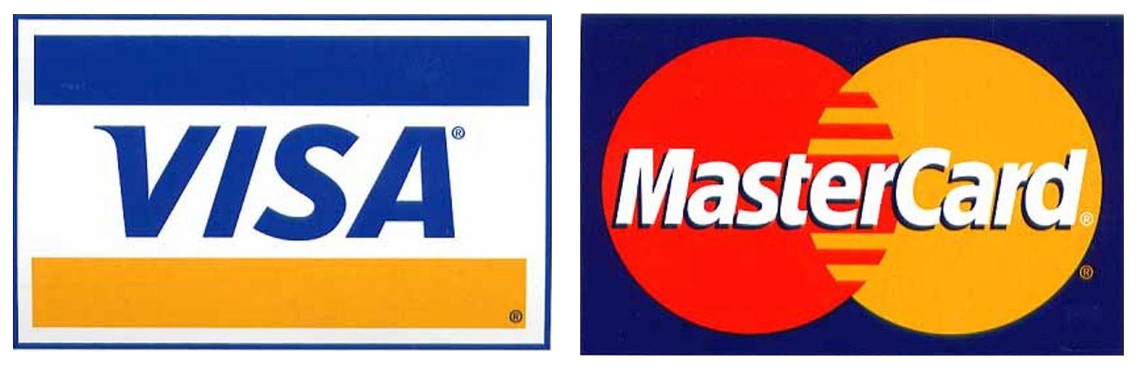 Visamaster-cards